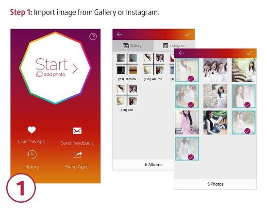 aplikasi android membuat video dari foto