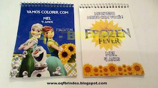 frozen, frozen fever, brindes frozen, lembrancinha frozen, kit pinturinha, kit pinturinha frozen, tema frozen, festa frozen