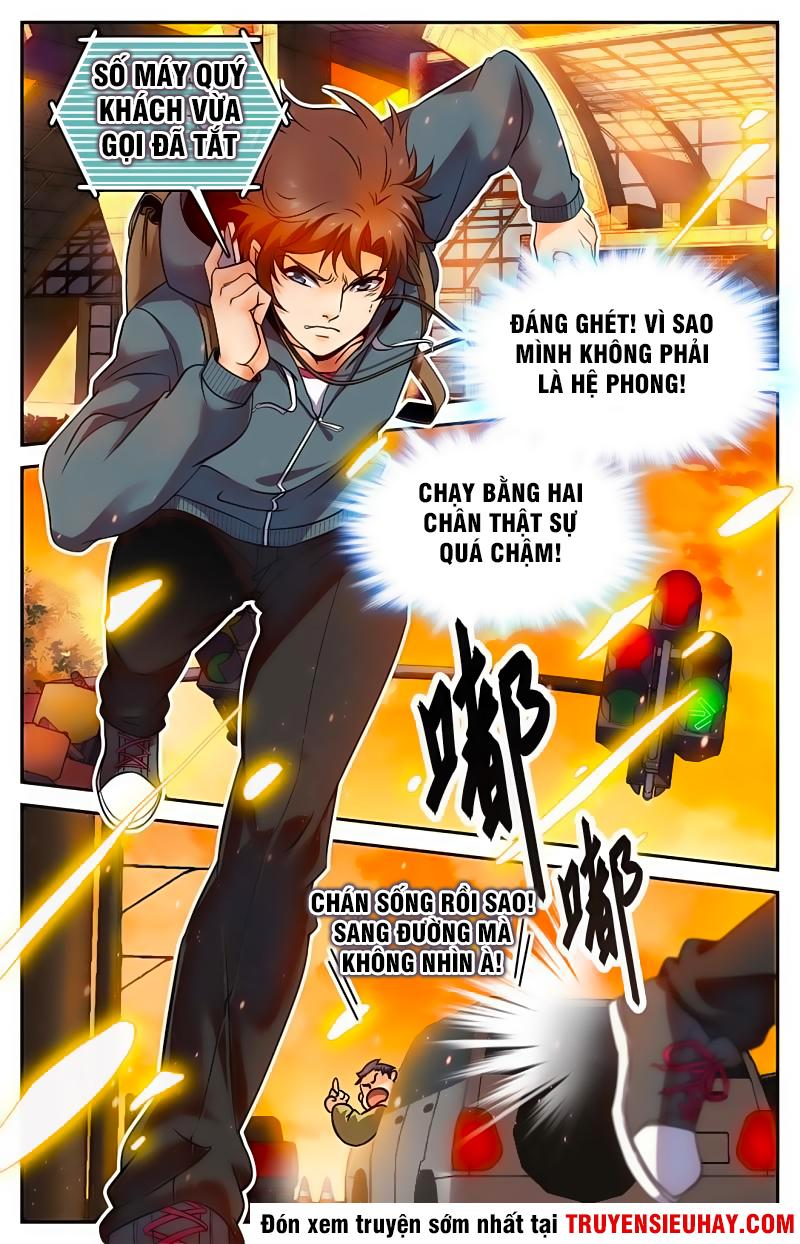 Toàn Chức Pháp Sư - Chap 30