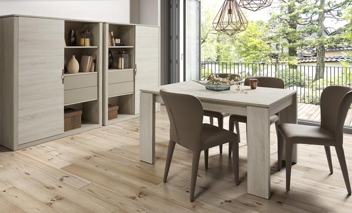 Ideias para mesas de sala de jantar decora o e ideias for Casa de muebles kibuc
