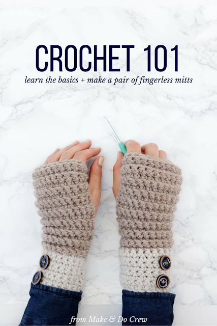 How to Crochet - Beginner's Video