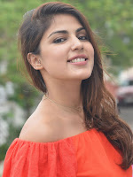 Rhea Chakraborty Trendy Stills TollywoodBlog