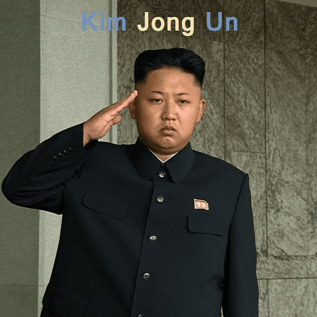 Kim Jong Un Supreme Leader North Korea HD Wallpaper Photo Pics