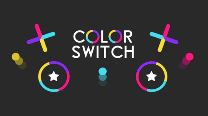 Color Switch versão para navegadores