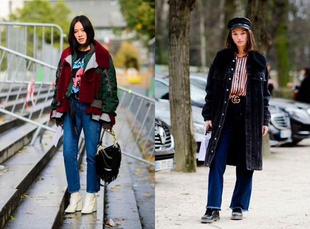 Women Fashion Jeans Fall 2018 Winter 2019
