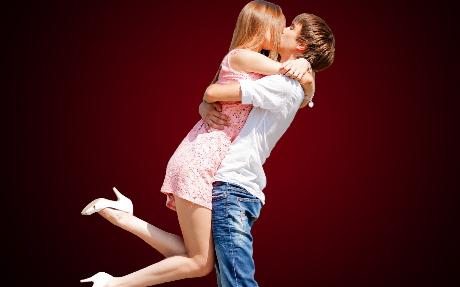 Hot Couple Kissing 1080P Hd Wallpapers  Images  Hd -9307