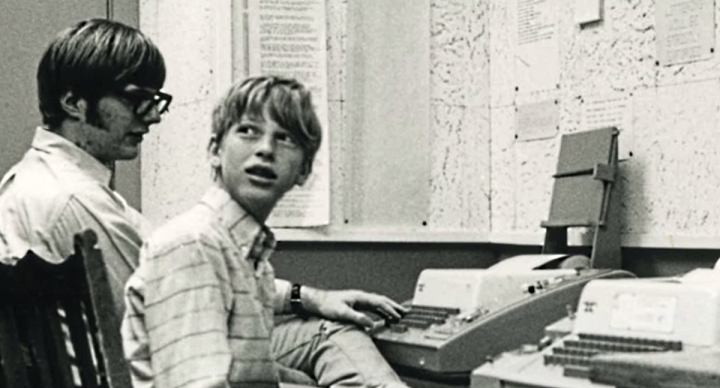 Gates and Paul Allen