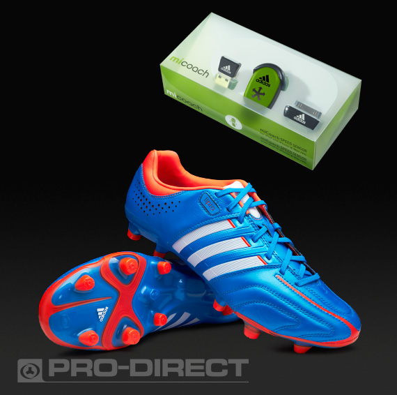 Soccer Box - Football Boots: Adidas adipure 11Pro - Blue