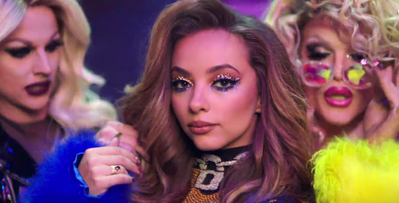 Jade Thirlwall inspired make-up