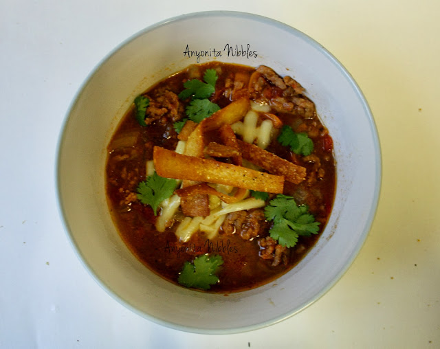 Beef Tortilla Soup from www.anyonita-nibbles.com