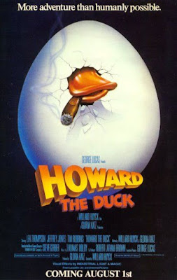 Howard the Duck Poster