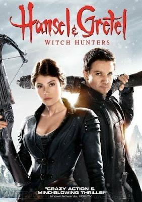Sinopsis film Hansel & Gretel: Witch Hunters (2013)