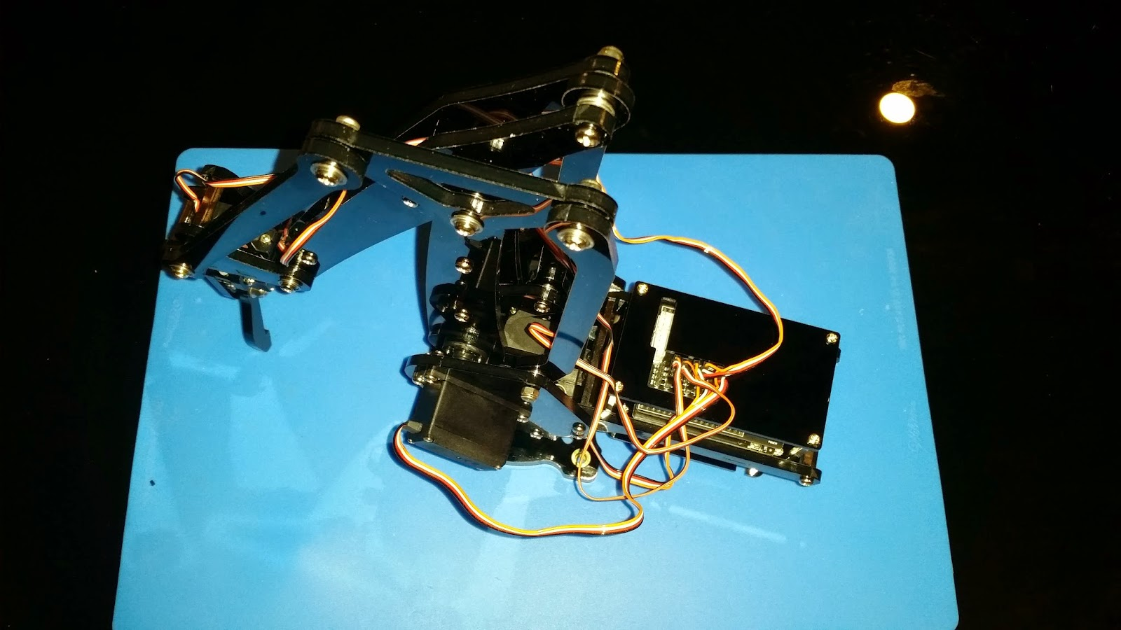 Robots For Humans: Review: uArm by UFactory