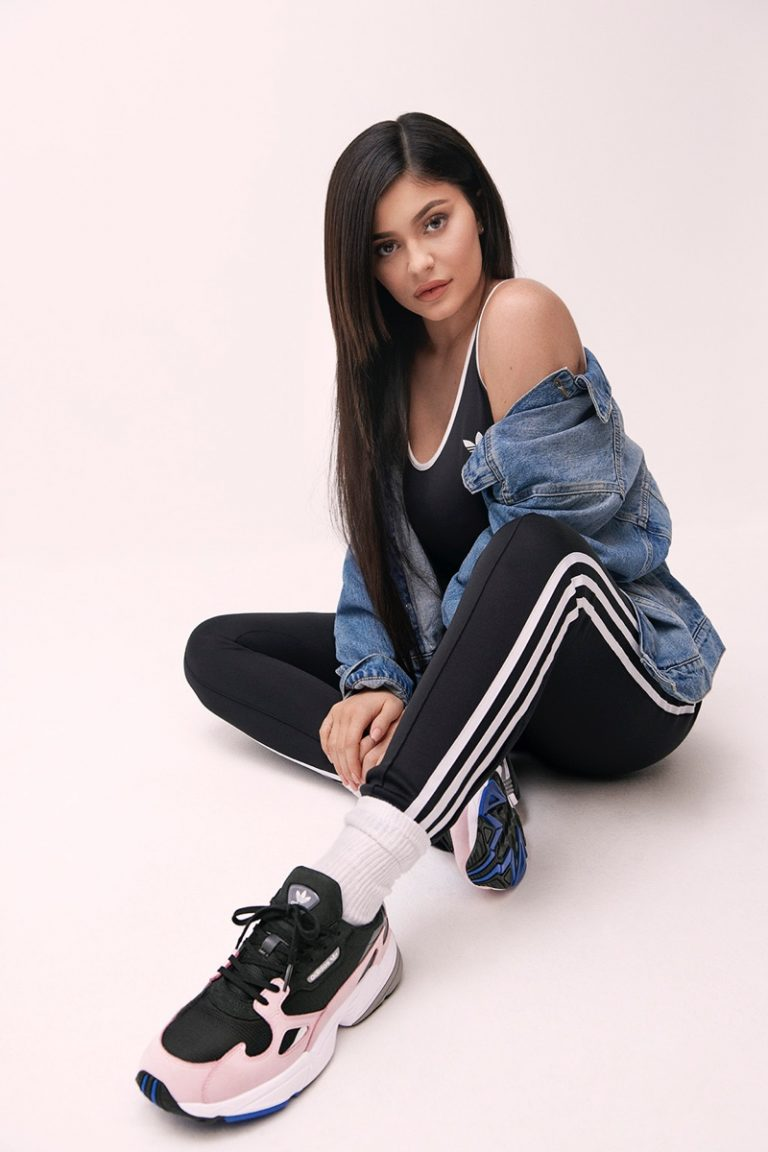 Kylie Jenner for adidas Falcon Sneaker