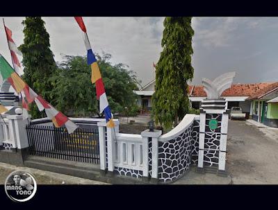 FOTO 1 : Kantor desa Gunungsari, Kecamatan Pagaden