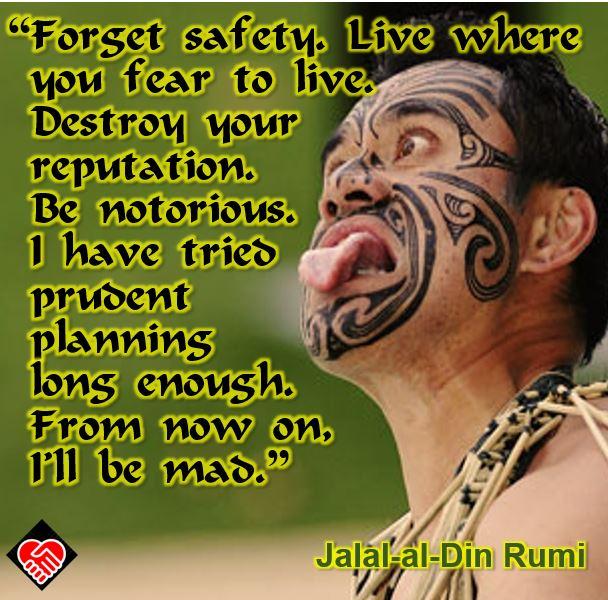Citaten Rumi Jam : Jalal al din rumi u daily motivational quotes