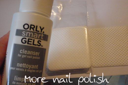 Orly gel nail polish instructions | hession hairdressing.