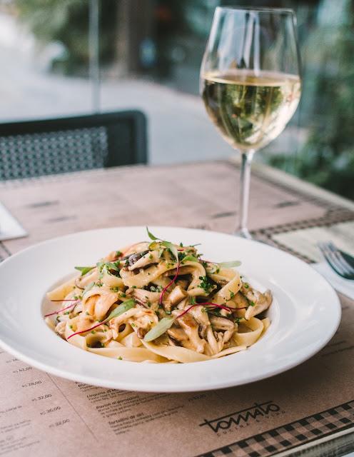 Restaurante italiano na Lagoa lança novos pratos veganos 3