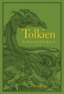 An Tolkien Illustrated Atlas - David Day