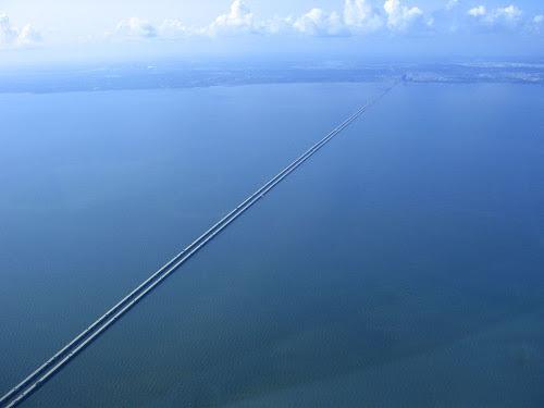 segunda maior ponte do mundo