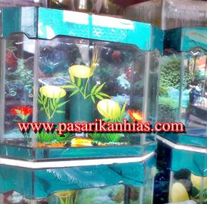 Grosir Ikan Hias Aquarium Harga Murah