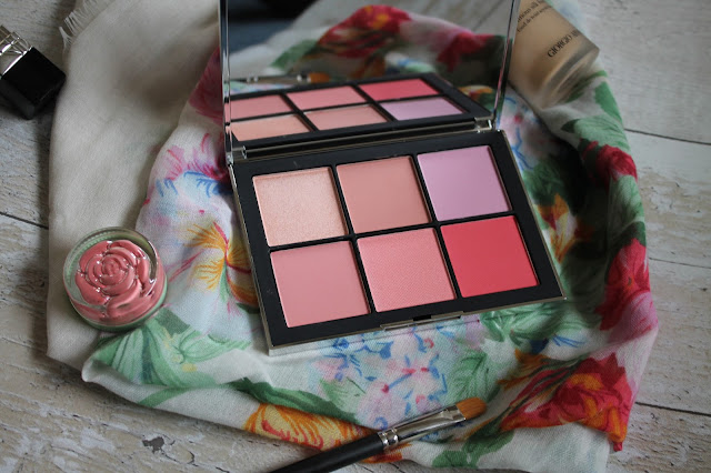 NARS Narsissist Wanted I Cheek Palette review