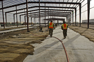 Curing of concrete, Curing of concrete method,Wet Covering or Moist Curing Concrete Method
