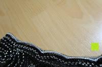 Ränder: PrettyGuide Damen 1920er Stickerei Pailletten Deco Cocktail Gatsby Flapper Kleider