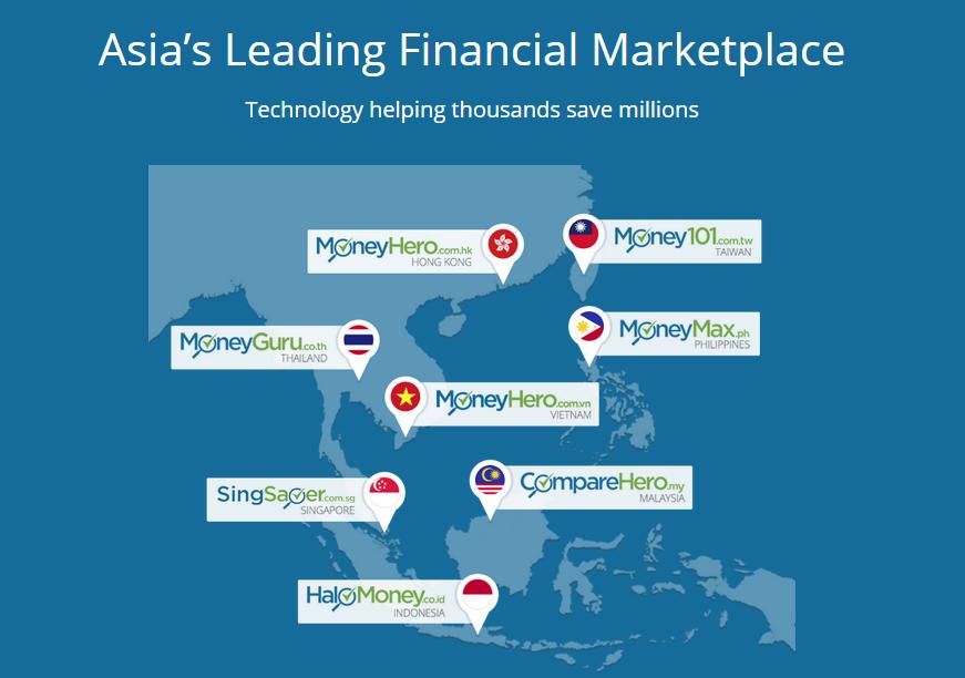 金融科技正夯!理財服務比較平台ComparreAsiaGroup獲4千萬美元投資
