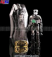 Microman 21 ミクロマン Romandoh reissues Stealth vintage robots Micronauts