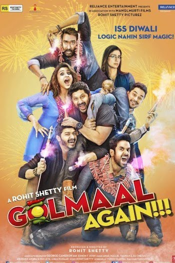 Golmaal Again 2017 Full Movie Download