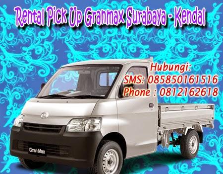 Sewa Pick Up GranMax Surabaya - Klaten
