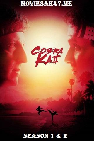 Cobra Kai Season 1-2 Complete Download 480p 720p HEVC