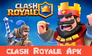 Clash Royale v1.2.3 Apk Free Download