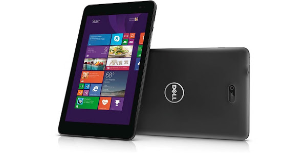 Dell launches Venue 8 Pro 3000 and Pro 5000 Windows tablets