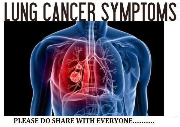 Cancer Symptoms: Symptoms Early Lung Cancer