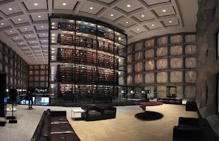 Beinecke Rare Book & Manuscript Library