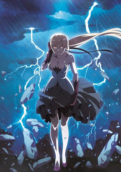 Action, Mystery, Supernatural, Vampire , HD , 720p , 2016 , Anime , Kizumonogatari II: Nekketsu-hen