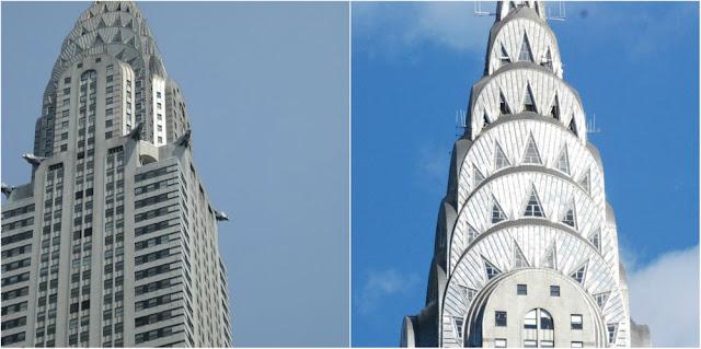 Top 5 arranha-céus em Nova York: Chrysler Building
