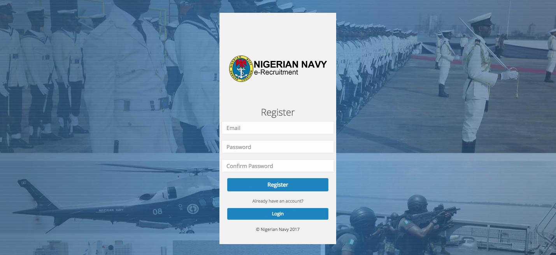 Nigerian Navy DSSC Recruitment 2020