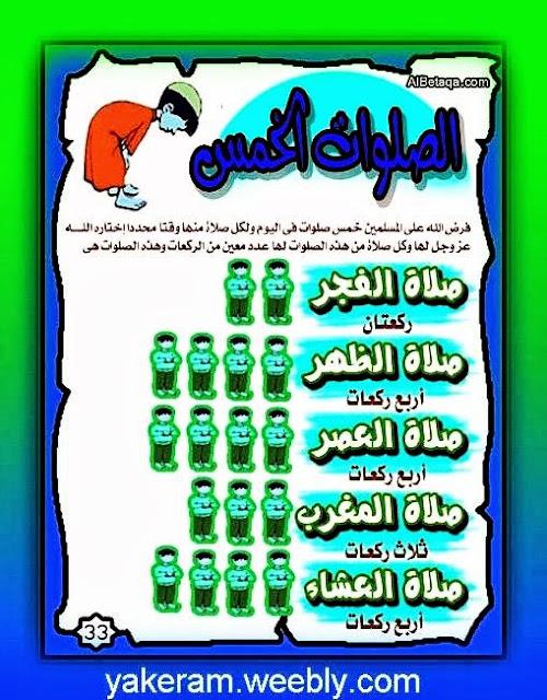 تحميل كتاب الصلوات الجعفرية pdf