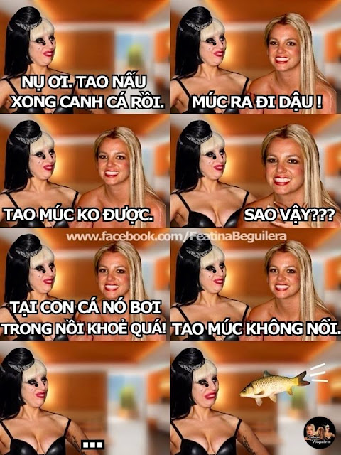 Britney Spears Bích Nụ 8