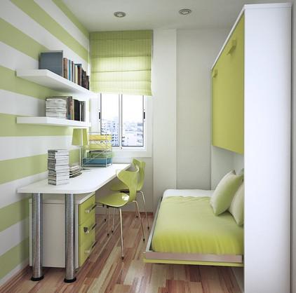 cara menghias kamar tidur yang sempit agar nyaman dan