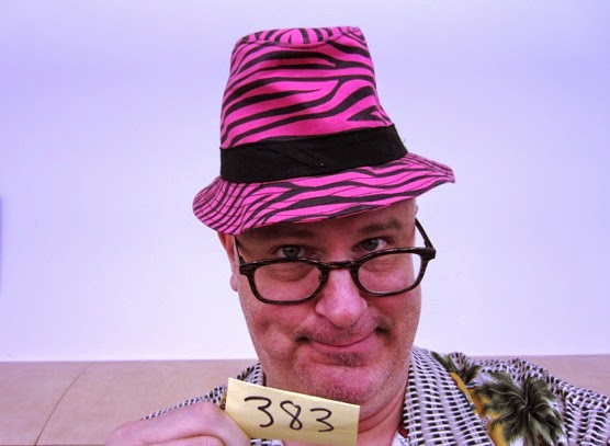 989bda8fbb7c0 Adam s Riff  Project Cubbins  Hat 383 - Sunburned Zebra Bucket Edition