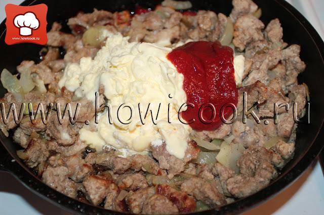 рецепт вкусного беф-строганова с пошаговыми фото