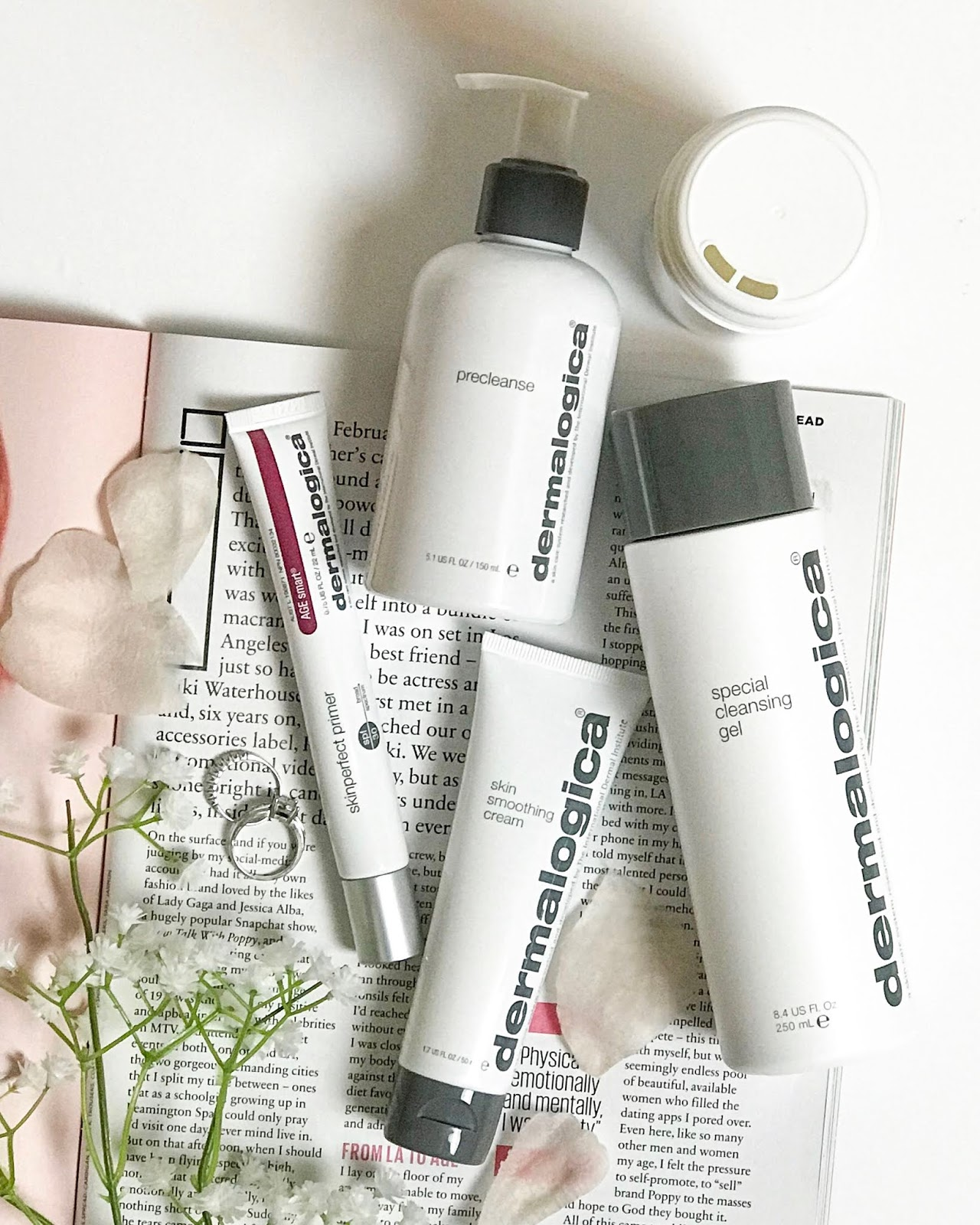 Dermalogica Skincare Brand Review Blog Post