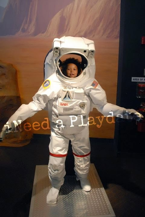 Space exploration at the Great Lakes Science Center | @MryJhnsn