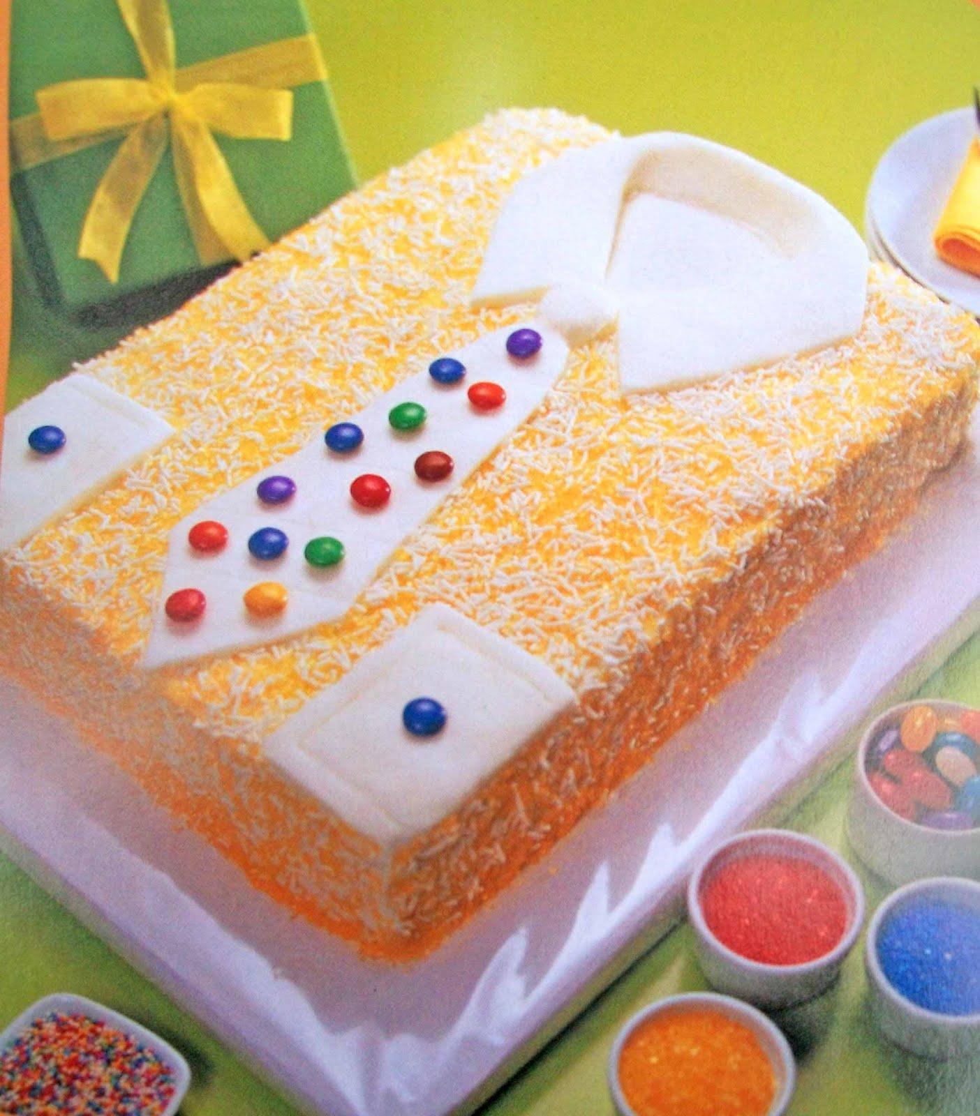 Resultado de imagem para bolo simples para o dia dos pais