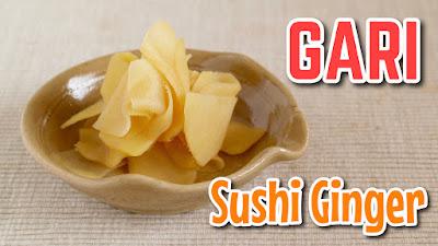 Gari (Sushi Ginger)