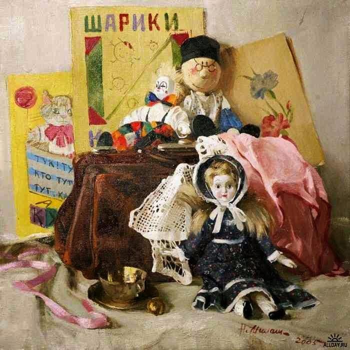 Талантливая российская художница. Наталья Милашевич